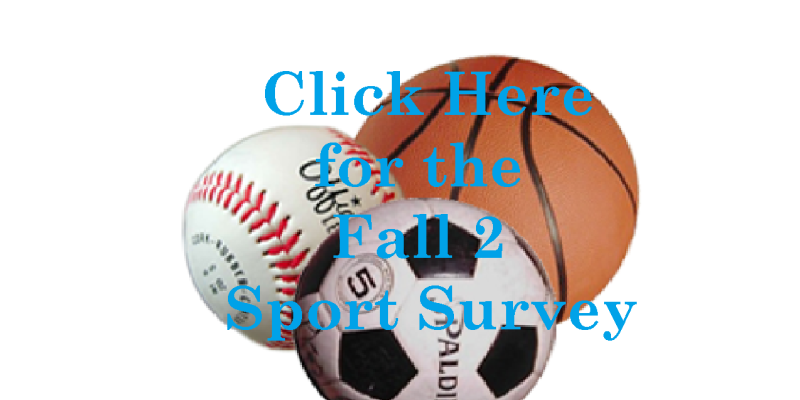 Fall 2 Sport Survey